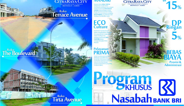 Kemudahan Nasabah Bank BRI Memiliki Hunian di CitraRaya City