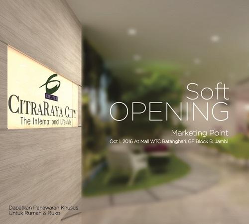 Marketing Point Hadir di Mall WTC Batang Hari