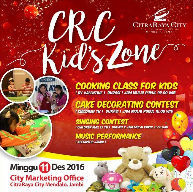 CRC Kid`s Zone