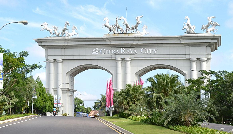 CitraRaya City Peduli Lingkungan & Kehidupan