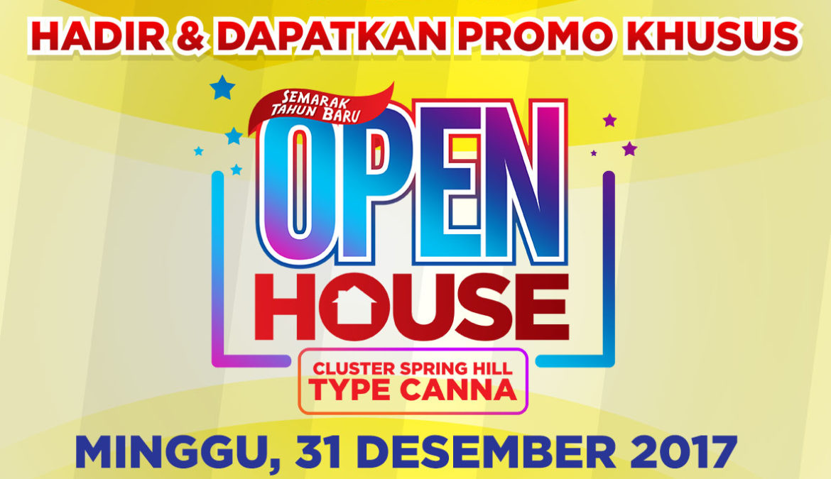 Open House Tipe Canna