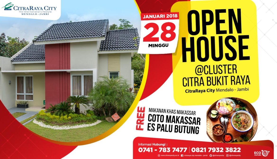 Open House Citra Bukit Raya #2
