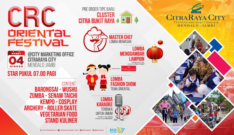 Oriental Festival
