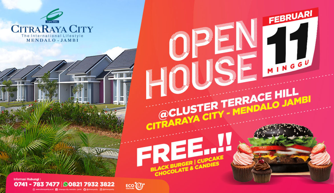 Open House Terrace Hill