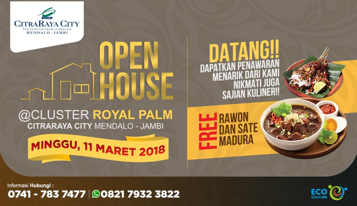 Open House Royal Palm