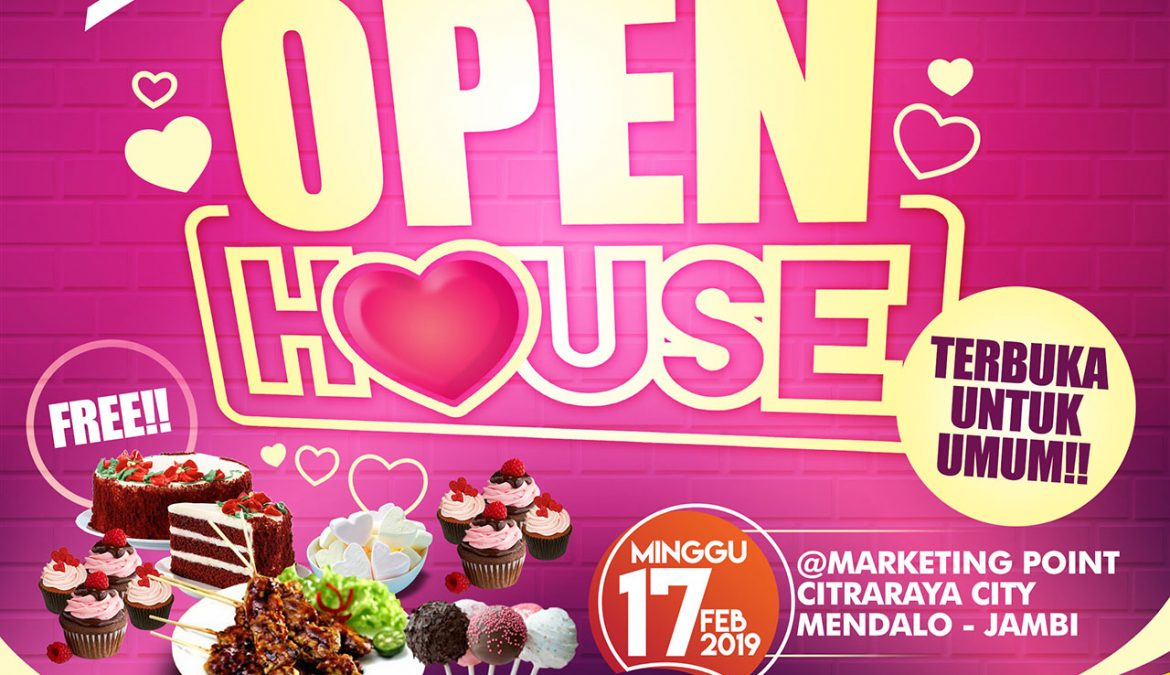 Open House 2019 #2