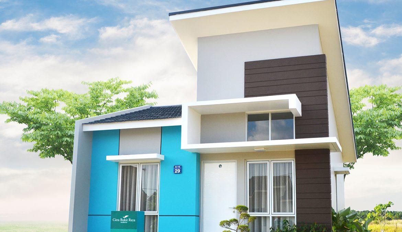 Rumah Idaman, Hunian Mungil Bergaya Modern