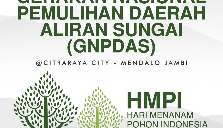 Gerakan Nasional Pemulihan Daerah Aliran Sungai (GNPDAS)