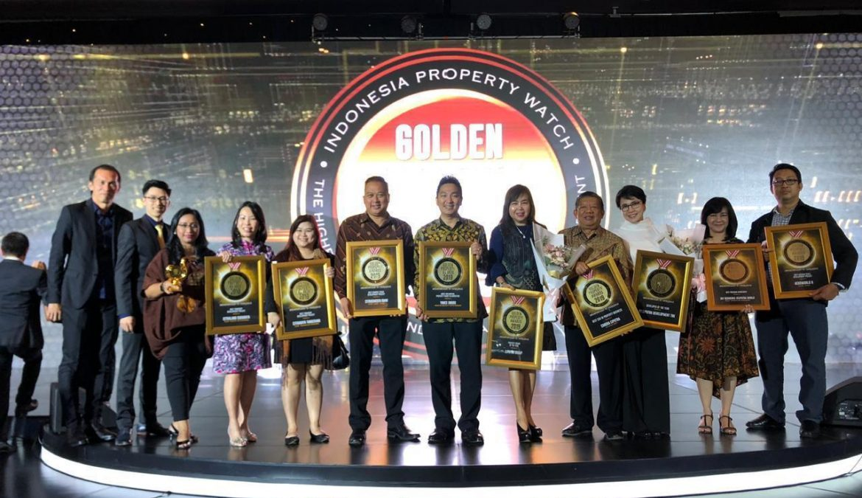 Ciputra Group Kembali Mendapatkan Penghargaan Nasional