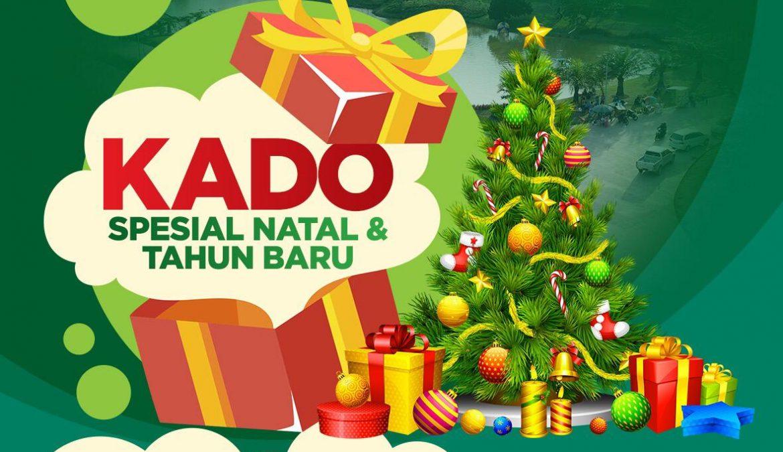 Kado Spesial Natal & Tahun Baru dari CitraRaya City
