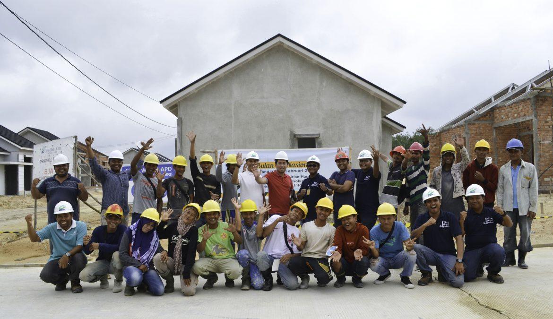 Memperingati Bulan K3 CitraRaya City Mengadakan Lomba K3