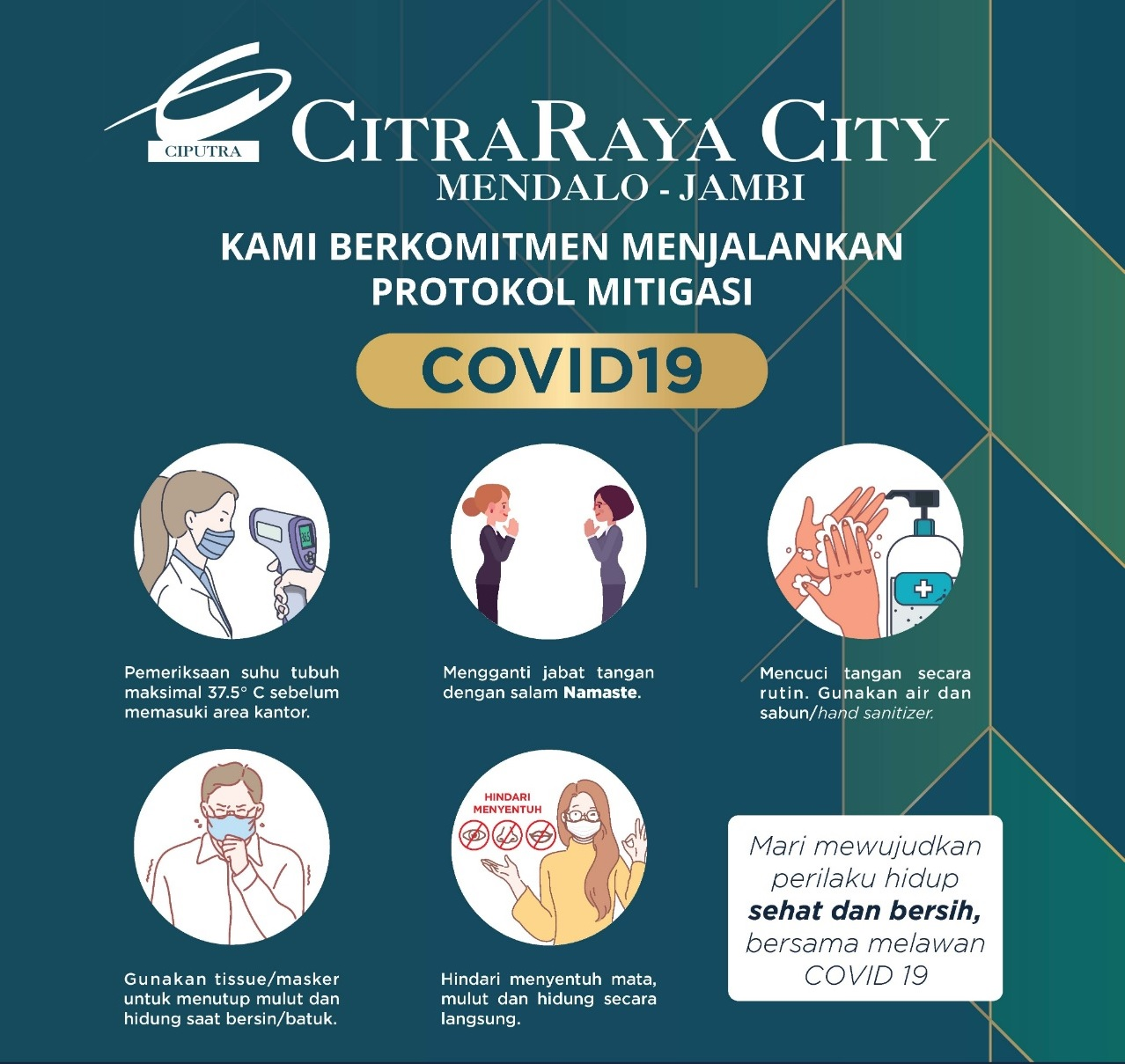 Hse Archives Citraraya City Jambi